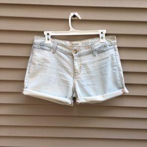 Truck Jeans stretchy jean denim cut-off shorts